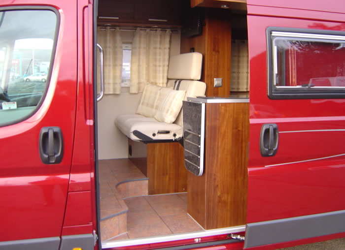 Fiat Ducato Van Conversion